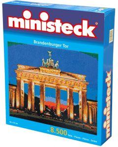 Ministeck - Brandenburger – 8500st - Mozaïek steentjes