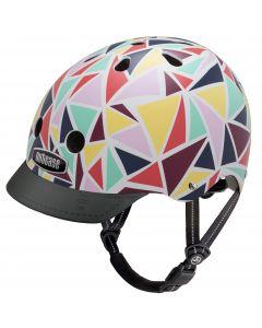 Nutcase - Street Kaleidoscope - M - Fietshelm (56-60cm)