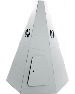 Paperpod - Kartonnen Tipi Wit