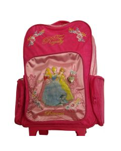 Licensed Bags - Disney Princess Trolley