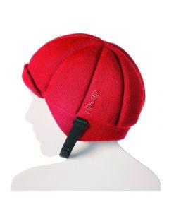 Ribcap - Jackson Red Large - 59-61cm