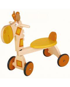Scratch - Move-It - 4-Wheel Walker Giraf - Loopauto