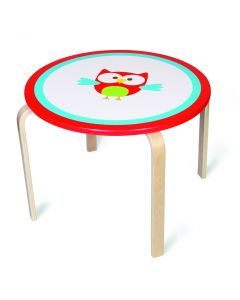 Scratch - Kindertafel Uil Lou