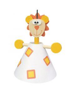 Scratch - Hanglamp Gele Leeuw - Kinderverlichting
