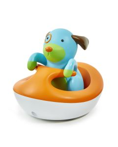 Skip Hop - Zoo Bath - Hond met geluid - Badspeeltje