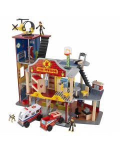 Kidkraft - Brandweer Speelset