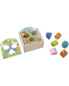 Haba - Sorteerbox Dieren - Gezelschapsspel
