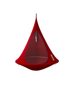 Cacoon - Single - Chili Red - 1,5m - Nestschommel