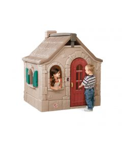 Step2 - Boswachterhuis - Kunststof speelhuisje
