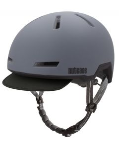 Nutcase - Tracer Shadow Grey - M/L - Fietshelm (56-60 cm)