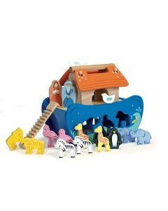 Le Toy Van - Noa's ark - Houten speelset