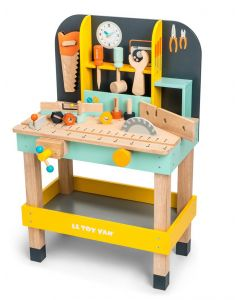Le Toy Van - Alex's werkbank - Hout