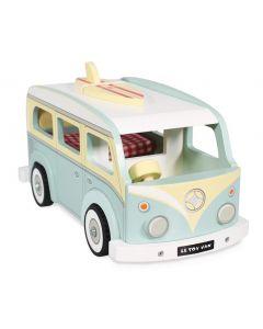 Le Toy Van - Kampeerbus - Houten speelset