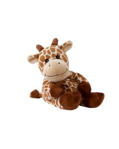 Warmies - Giraf - Knuffel voor microgolf
