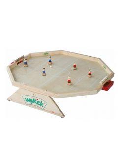 Weykick - Houten achthoekig voetbalspel - Model 7700