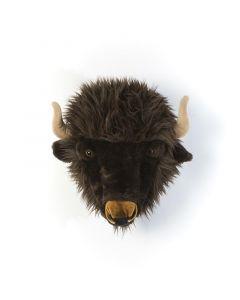 Wild & Soft - Trophy buffel Alex - Dierenkop
