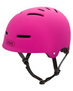 Nutcase - The Zone Pink Matte - M - Sporthelm (54-58 cm)