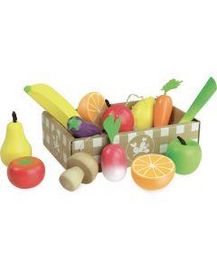 Vilac - Groenten en fruitsetje 'dag van de markt'