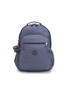 Kipling - Seoul Go True Jeans - Boekentas Blauw