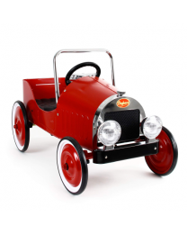 Baghera - Classic Rood - Trapauto