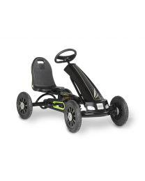 Exit - Cheetah Pedal Skelter Go-Kart - Zwart