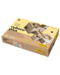 Cuboro - Plus - Houten knikkerbaan