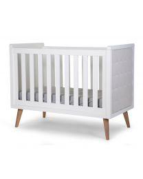 Childhome - Retro Rio White Babybed 60x120 cm