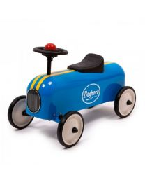 Baghera - Racer Blauw - Loopauto
