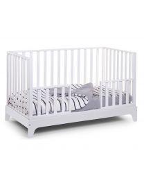 Childhome - Babybed Ref 17 Wit en Frame Wit 70x140 cm