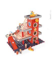 Janod - Brandweerkazerne Speelset