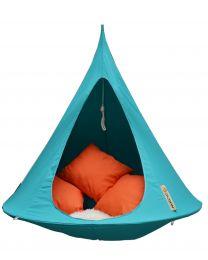 Cacoon - Single - Turquoise - 1,5m - Nestschommel