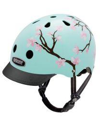 Nutcase - Street Cherry Blossom - M - Fietshelm (56-60cm)