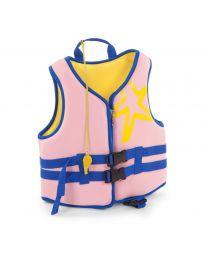 Childhome - Neoprene Zwemvest - Roze - 2 tot 3 Jaar
