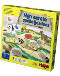 Haba - De Grote Spelletjesverzameling - Mijn eerste spelletjesdoos