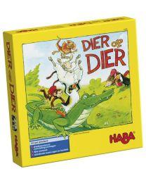 Haba - Dier Op Dier - Gezelschapsspel