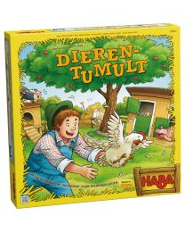 Haba - Dierentumult - Gezelschapsspel