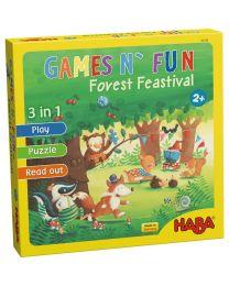 Haba - Speelpret Kabouterfeest - Gezelschapsspel