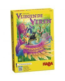 Haba - Vliegende Veren - Gezelschapsspel