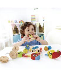 Hape - Fluitende Vogeltjes - Muziekinstrumentjes
