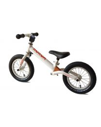 Kokua - Jumper - White Edition - Aluminium loopfiets