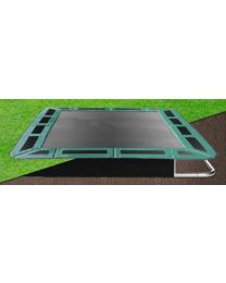 Kadee - Inground Air Safe 427x305 Groen - Trampoline