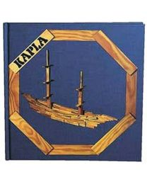 Kapla - Bouwblokjes - Boek 2 - Blauw