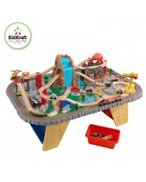 Kidkraft - Waterfall Junction Treinset en tafel