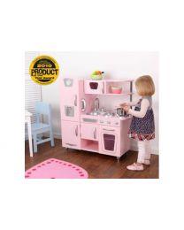 Kidkraft - Roze Vintage Kinderkeuken