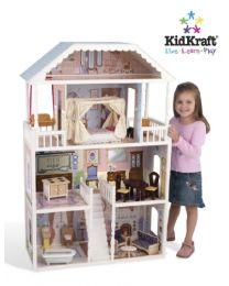 Kidkraft - Savannah Poppenhuis
