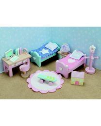 Le Toy Van - Daisylane - Kinderkamer - Voor poppenhuis