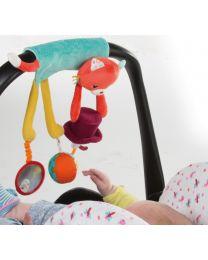 Lilliputiens - Colette Op Wandel - Babyspeeltje voor onderweg