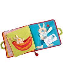 Lilliputiens - Dag Konijntje - Babyboekje