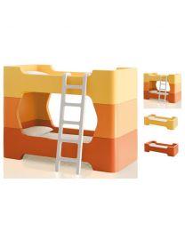 Magis Me Too - Kinderbed - Oranje Bunky