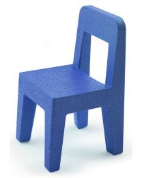 Magis Me Too - Siolina Kinderstoel - Blauw